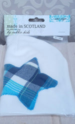 Load image into Gallery viewer, Scottish Bandana Hat by Cabbie Kids