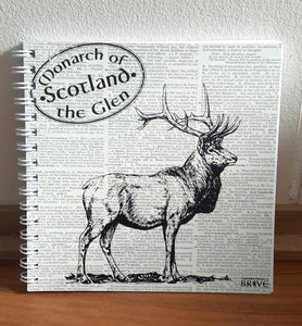 Notebooks - Brave Scottish Gifts