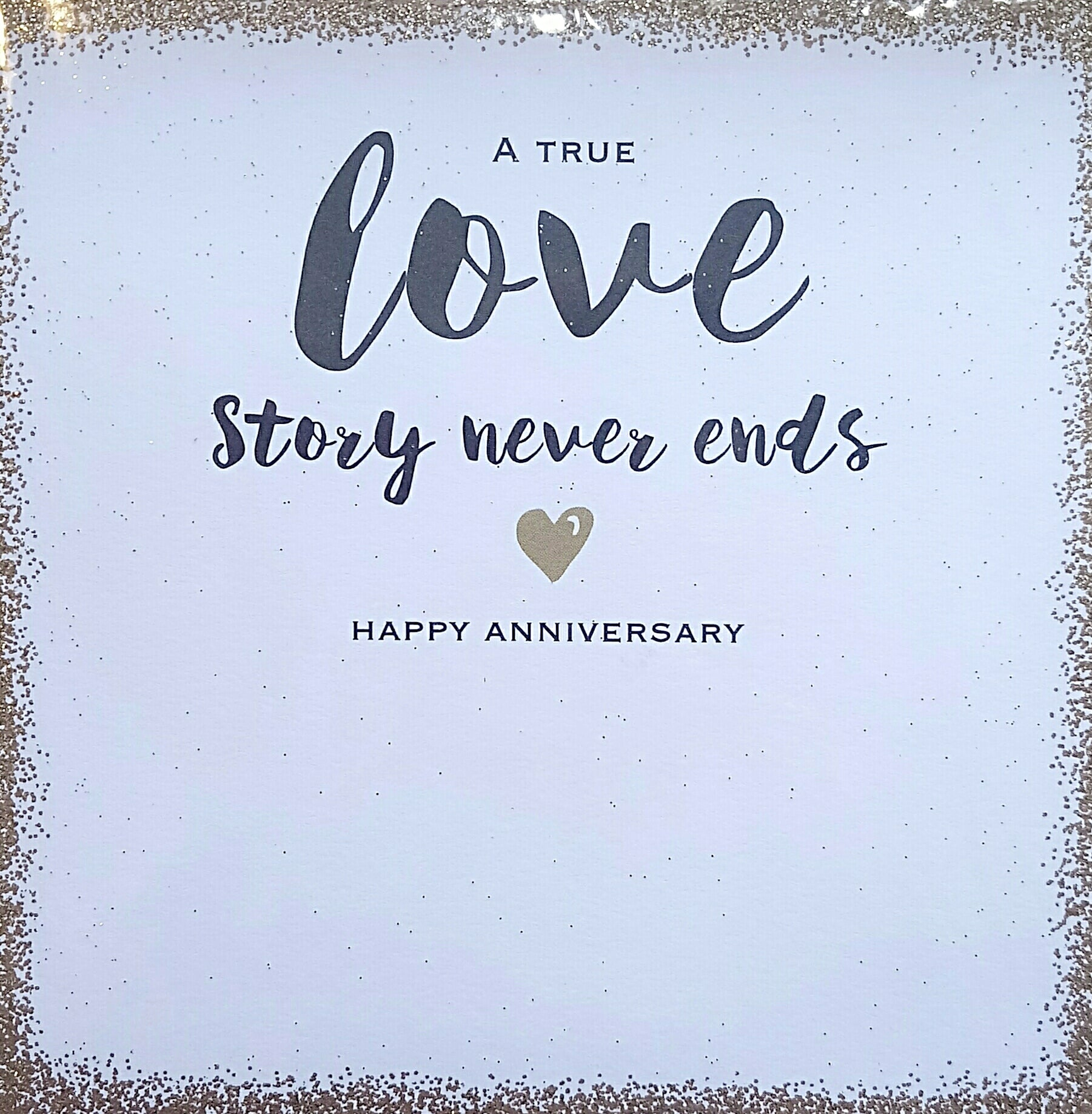 Anniversary Sparkle Cards by Always Sparkle