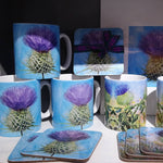 Load image into Gallery viewer, Geoff Foord Thistle Mugs