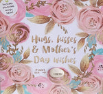Load image into Gallery viewer, 'Hugs & Kisses & Mother's Day Wishes' Magic Bean Card by Lucy & Lolly