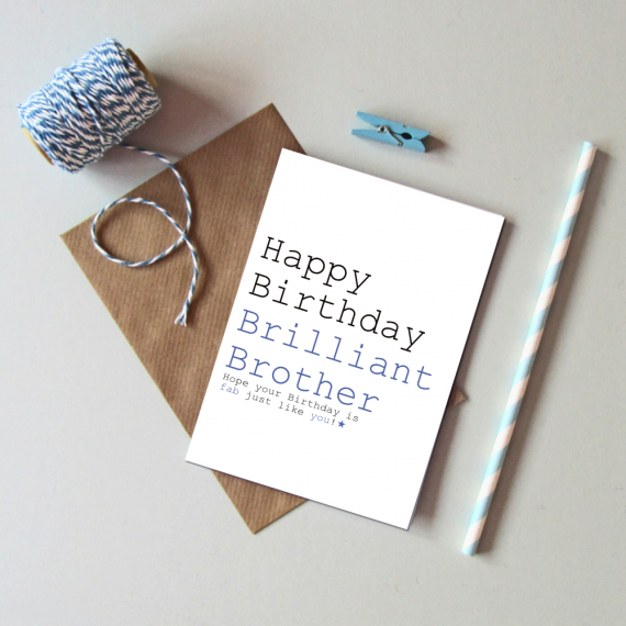 Birthday Always Sparkle - Just Words Cards