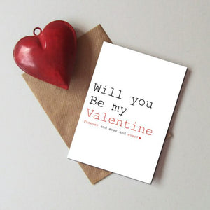 Valentine Always Sparkle - Just Words Cards