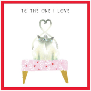 'Margo Loves' romantic cards by Cinnamon Aitch