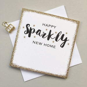 New Home Sparkle Card by Always Sparkle