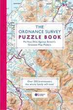 Load image into Gallery viewer, The Ordnance Survey Puzzle Book