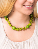 Load image into Gallery viewer, Feliz Necklace - Short Made by Pretty Pink