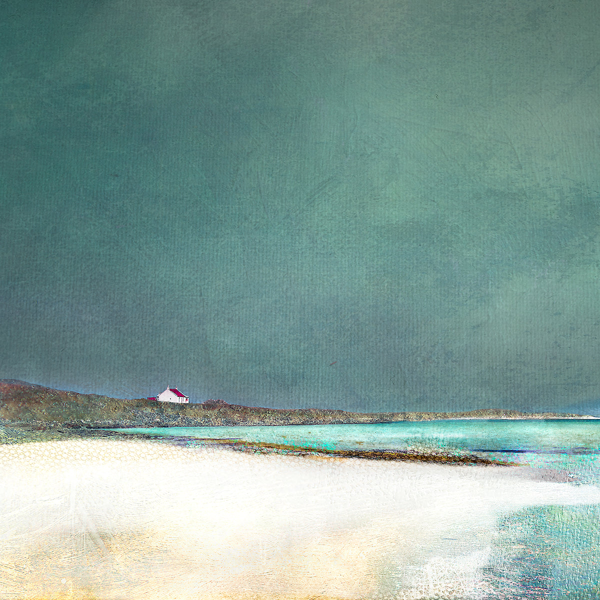 Cath Waters Scottish Landscape Card