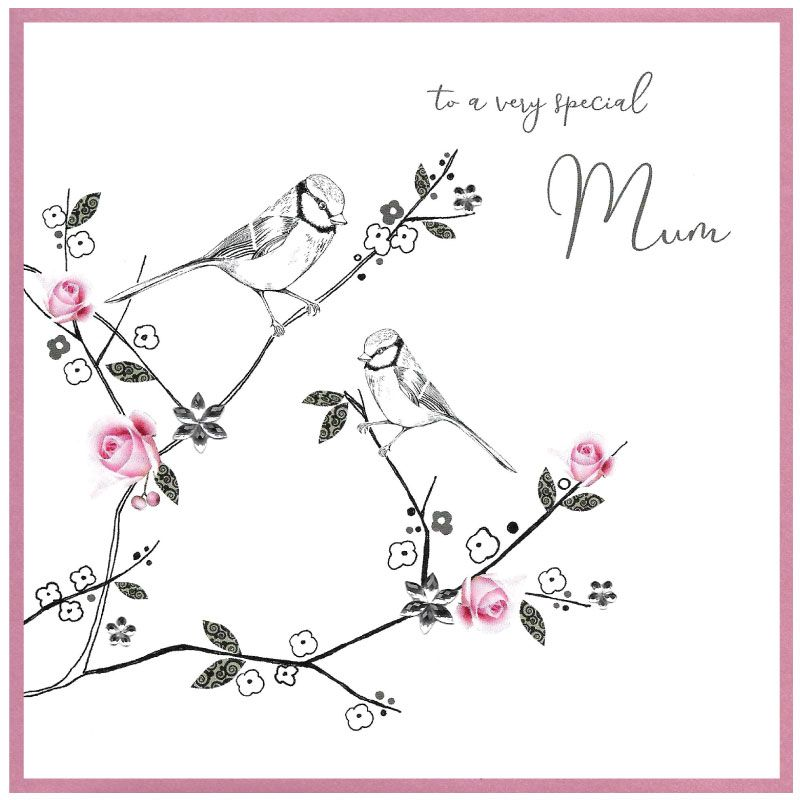 'To a Very Special Mum' Card by Cinnamon Aitch