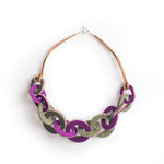 Load image into Gallery viewer, Strata Link Necklace by Syrah Jay