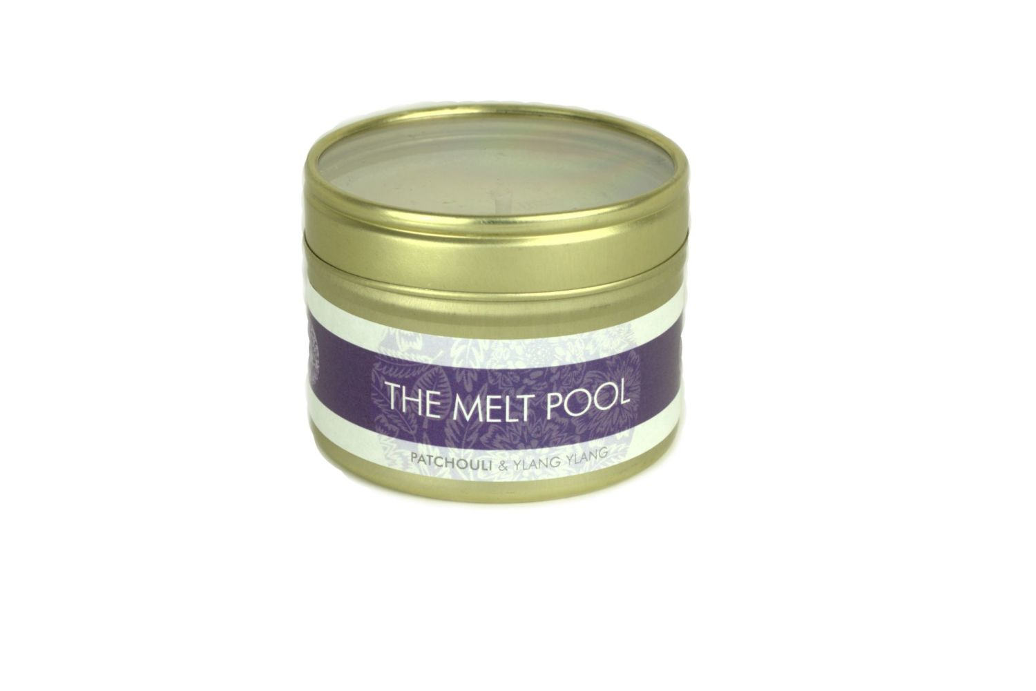 Small Travel Tin Candle Made in Scotland by The Melt Pool