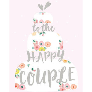 'To the Happy Couple' G21 Card by Liz & Pip