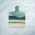 Load image into Gallery viewer, Small Scottish Landscape Chopping Boards by Cath Waters