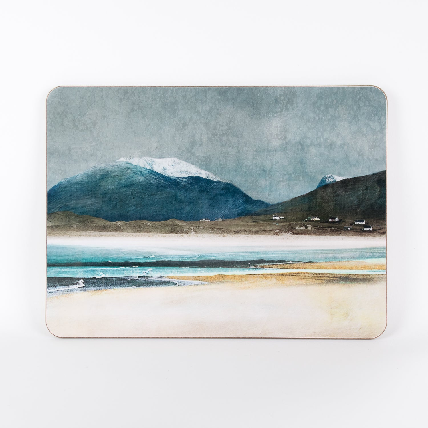 Scottish Landscape Table Mats by Cath Waters