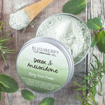 Load image into Gallery viewer, Clay Face Mask Made in Scotland by Blushberry Botanicals Vegan Friendly