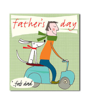 Father's Day SQ Cards by Liz and Pip