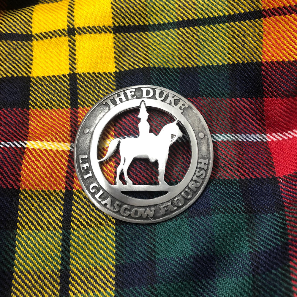 Brave Kiltpin Design Made in Scotland