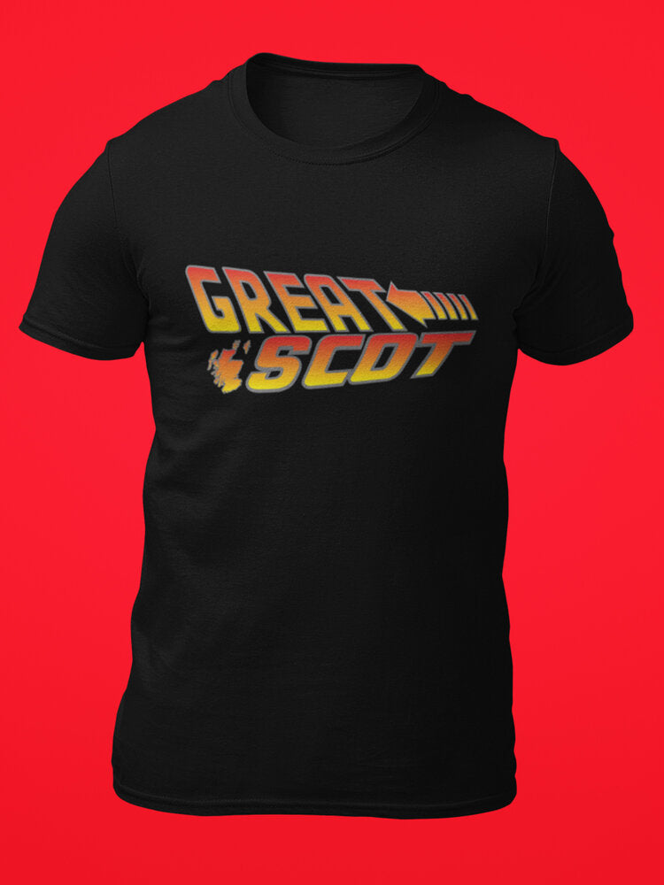 Great Scot T-Shirt  Brave Scottish Gifts