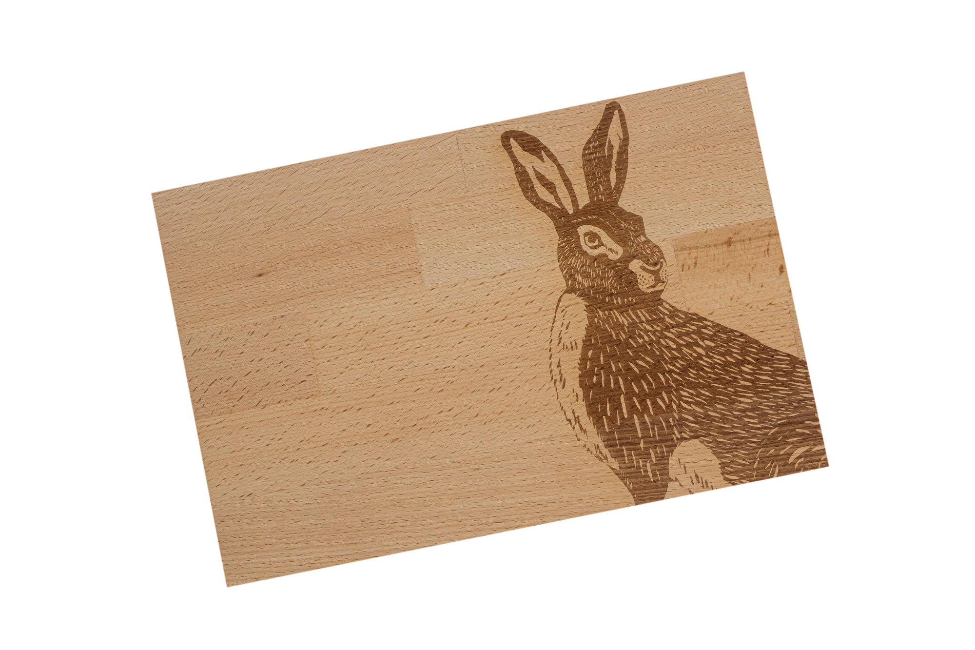 WILDER HARE chopping board designed by Perkins & Morley