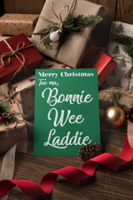 Load image into Gallery viewer, Brave Xmas Card