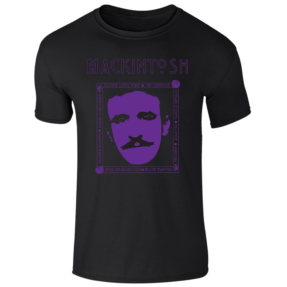 MacKintosh Architect Scottish T-Shirt - Brave Scottish Gifts