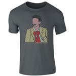Load image into Gallery viewer, Charles Rennie Mackintosh Dot T-Shirt - Brave Scottish Gifts