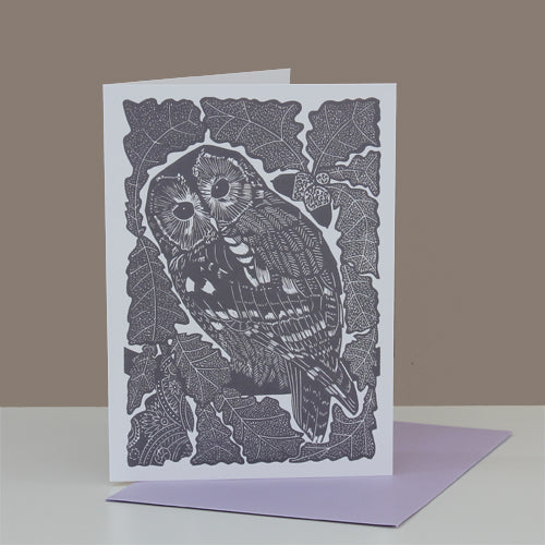 Babs Pease Rectangle Card