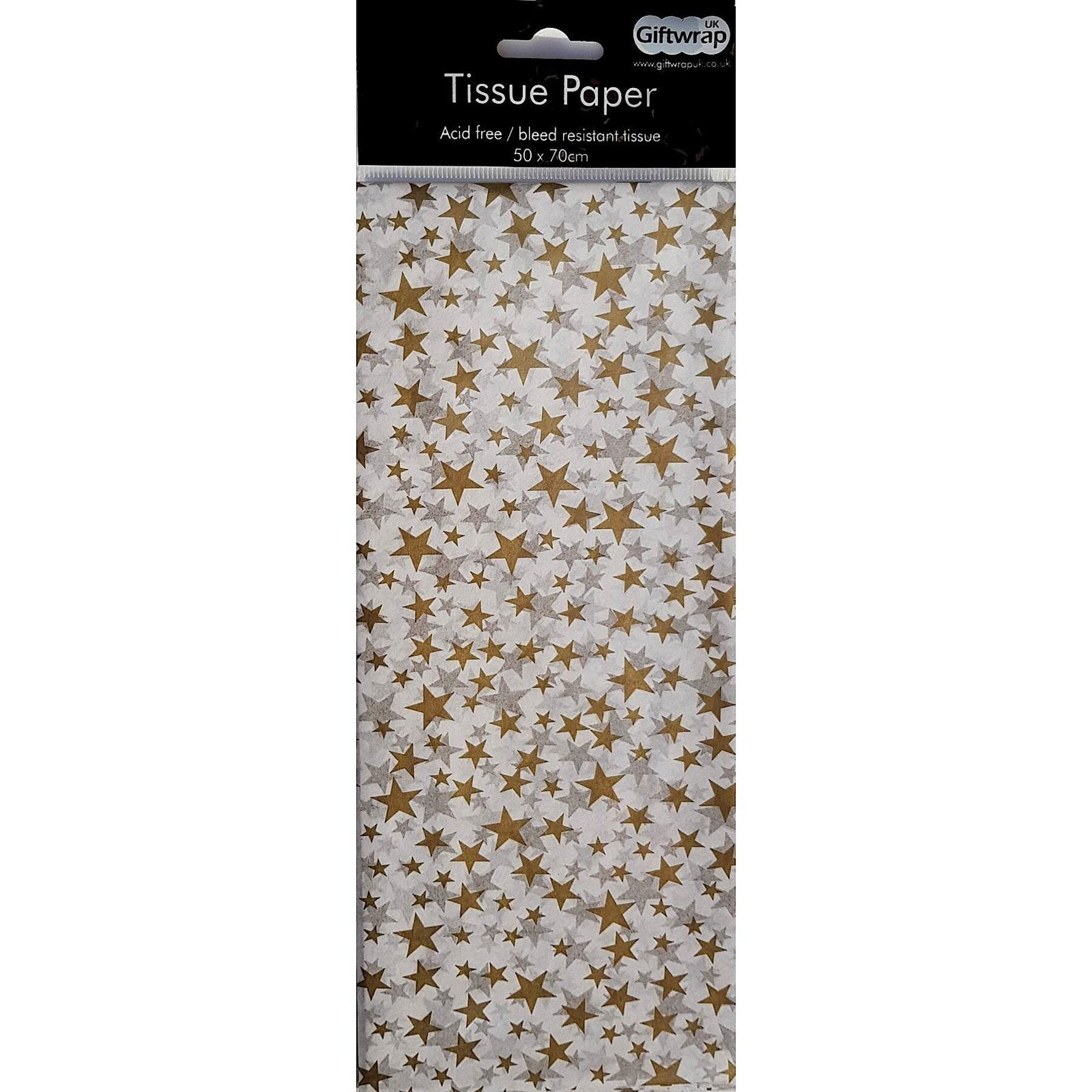 Patterned Acid Free Tissue Paper (3 Sheets per Pack)