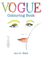 Load image into Gallery viewer, Vogue Colouring Book