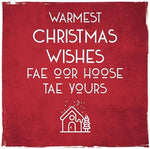 Load image into Gallery viewer, Scottish Christmas Cards by Truly Scotland