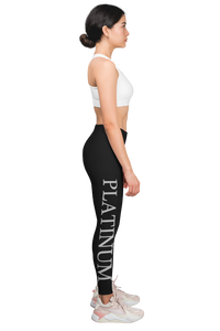 Black Platinum Legging
