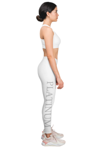 White Platinum Legging