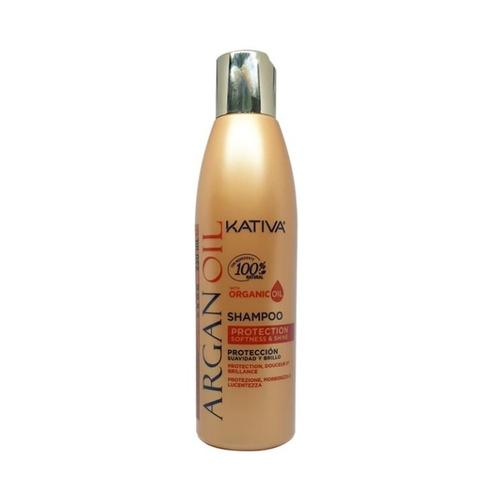 Kativa Argan Oil Shampoo 250ml-Μαλλιά-KATIVA-IKONOMAKIS