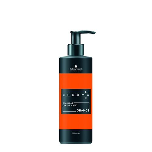 Schwarzkopf Professional Chroma ID Intense Pigment Mask (Orange) 300ml-Μαλλιά-Schwarzkopf Professional-IKONOMAKIS