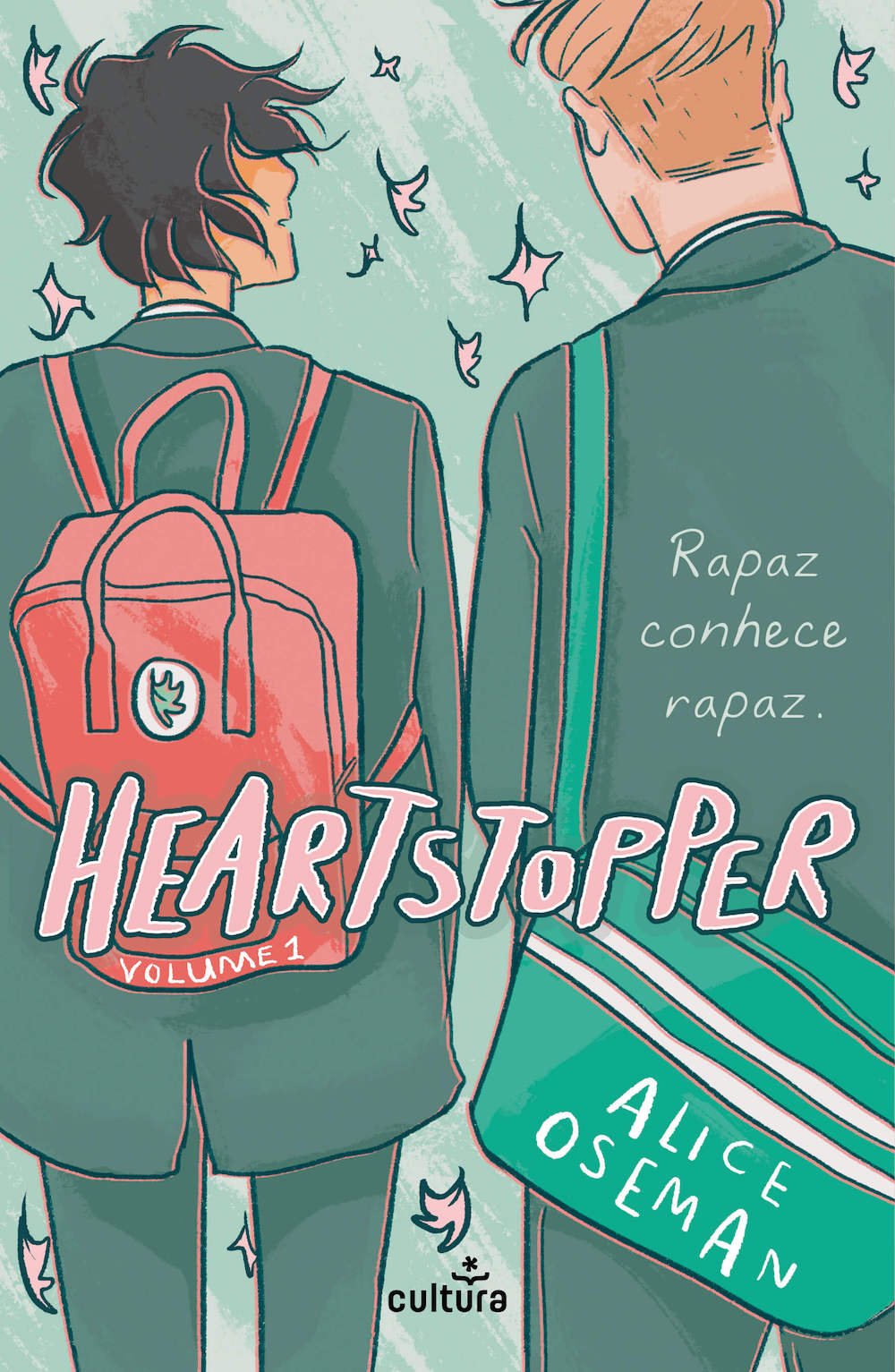 Heartstopper: Volume 1