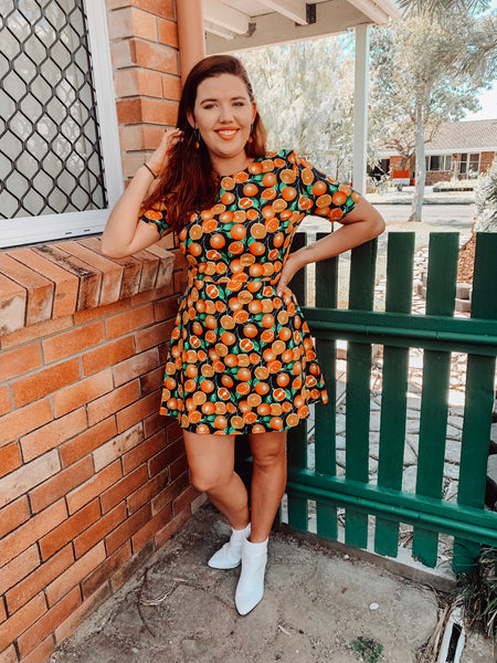 Oranges Dress
