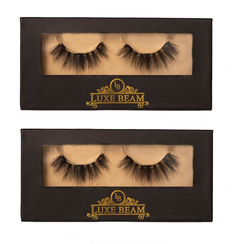 TWO PAIRS 'SLAY' Magnetic Lashes
