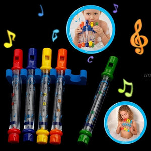 5pcs Bath Water Flutes Toy Colorful Water Whistling Bath Tub Tunes Music Toy - Buy Babby