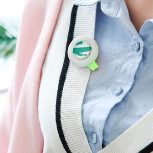 Baby Anti Mosquito Bug Buckle Clip Insect Repellent Badge Outdoor Button - Buy Babby