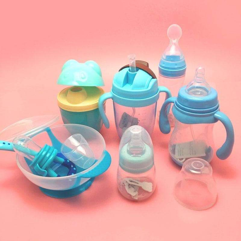Baby Feeding Bottle Newborn Starter Gift Set - Buy Babby