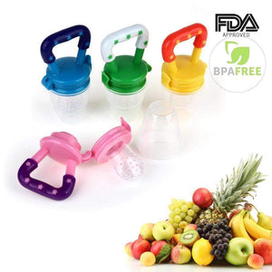 Baby Fruit Pacifier Food Feeder - Buy Babby - Buy Babby