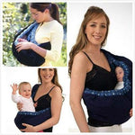 Baby Infant Newborn Adjustable Carrier Sling Wrap Rider Pouch Ring - Buy Babby