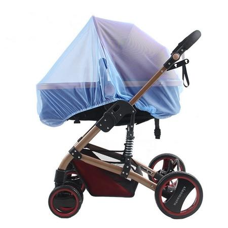 Baby Stroller Pushchair Mosquito Insect Shield Net Safe Infants Protection Mesh Stroller Accessories Mosquito Net - Buy Babby