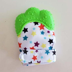 Baby Teething Mittens Teething Glove for Teething Pain Relief - Buy Babby