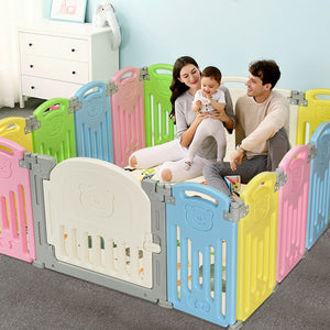 Foldable Baby Playpen Kids Activity Center - Buy Babby
