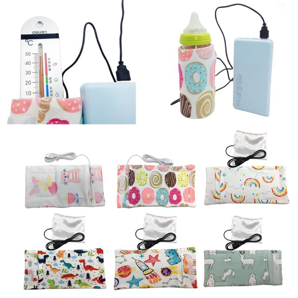 USB milk Water Heater for Travel Stroller baby Bottle Warmer - Buy Babby