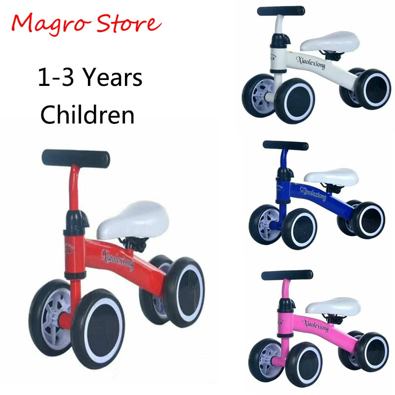Baby Balance Tricycle Baby Walker Riding Toys - Buy Babby