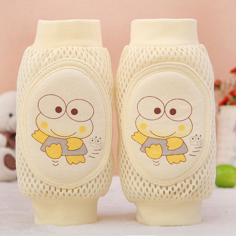 Cartoon style Baby Knee pad Cozy Cotton Breathable Sponge Children Knee Pads - Buy Babby
