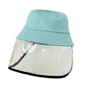 Baby Protective Face Shield Hat - Buy Babby