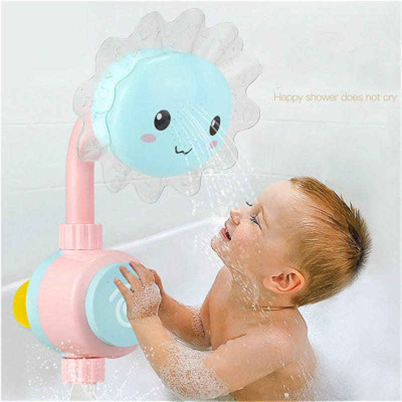 Sunflower Baby Bath Toys for Fun Interactive Shower Water Squirt Bathtub Toys - Buy Babby